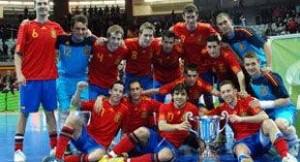 Испания – новый фаворит чемпионата мира по футзалу