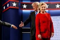 Ставки на выборы США Трамп - Клинтон