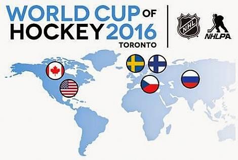 Канада – фаворит Кубка Мира по хоккею