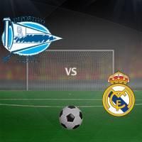 Алавес - Реал: видео обзор матча 29/10/2016
