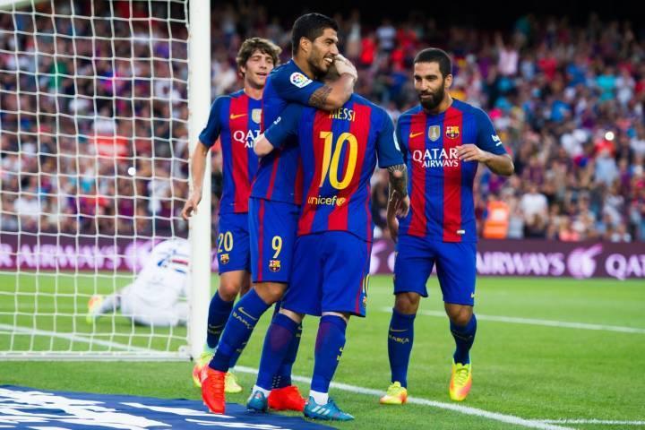 Прогноз Барселона - Депортиво