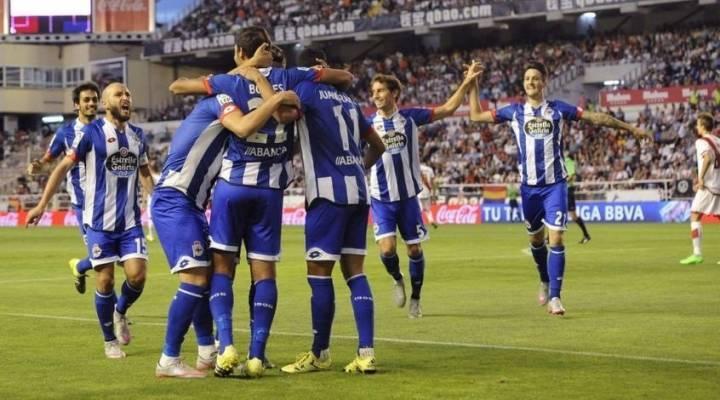 Прогноз Барселона - Депортиво 15 октября