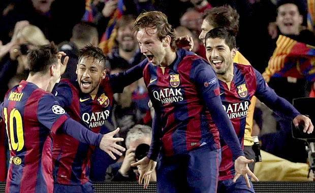 Прогноз Барселона - Манчестер Сити