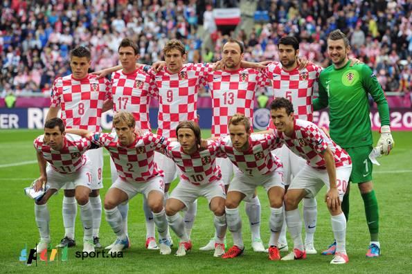 Букмекеры: Хорватия укрепилась в роли фаворита группы I