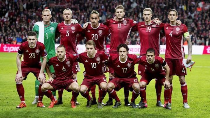 Прогноз Дания - Черногория