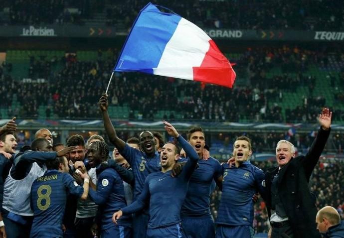 Отбор к ЧМ-2018. Группа А: Франция остается фаворитом