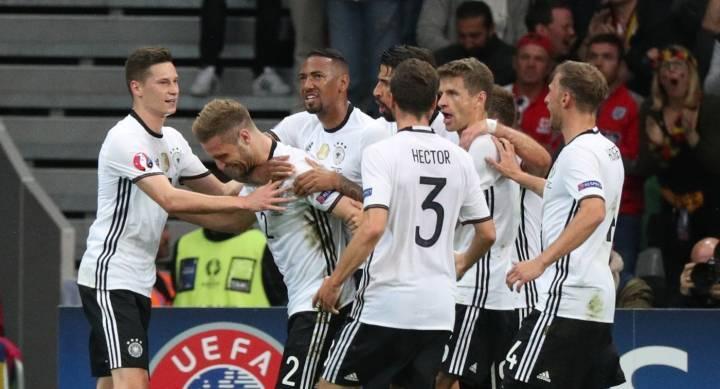 Прогноз Германия - Чехия
