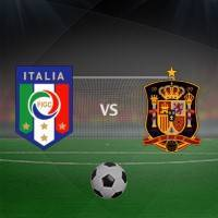 Италия - Испания 6 октября 2016