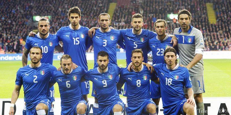 Прогноз и ставка Италия - Испания