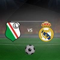 Прогноз Легия - Реал 2 ноября