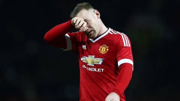 Букмекеры: Руни может уйти из «Юнайтед» уже зимой