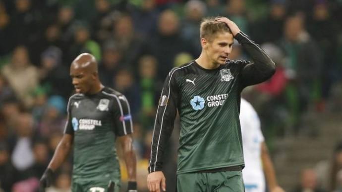 Букмекеры: «Краснодар» должен проходить в плей-офф Лиги Европы