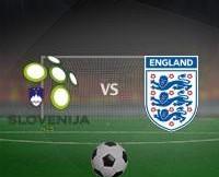 Словения — Англия: видео обзор матча 11/10/2016