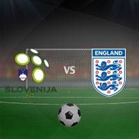 Словения - Англия: видео обзор матча 11/10/2016