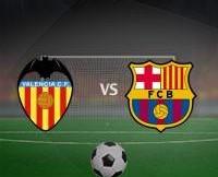 Валенсия — Барселона: видео обзор матча 22/10/2016