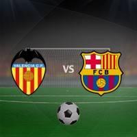 Валенсия - Барселона: видео обзор матча 22/10/2016