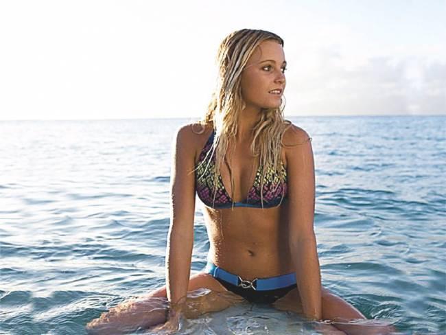Алана Бланшар серфингистка фото
