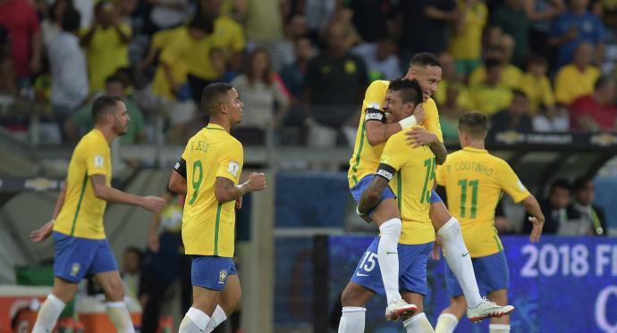 Бразилия впечатлила букмекеров победой над Аргентиной