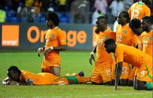 Кот-д`Ивуар – фаворит Кубка африканских Наций-2017