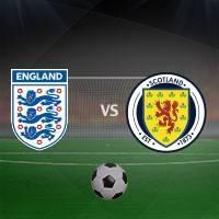 Прогноз Англия - Шотландия 11 ноября