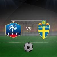 Прогноз Франция - Швеция 11 ноября 2016