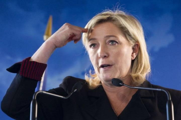 Выборы во Франции: Ле Пен