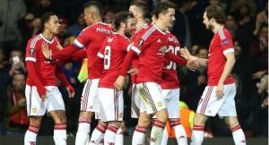 «Манчестер Юнайтед» остается фаворитом Лиги Европы