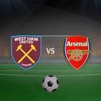 Прогноз Вест Хэм - Арсенал 3 декабря