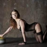 откровенные фото керлингистки Анны Сидоровой