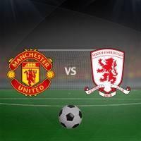 Прогноз Манчестер Юнайтед - Мидлсбро 31 декабря 2016