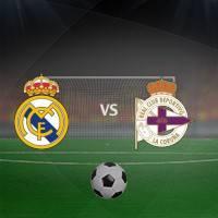 Прогноз и ставка на игру Реал – Депортиво 10/12/2016
