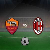 Рома - Милан 12 декабря 2016