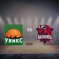УНИКС - Баскония 15 декабря