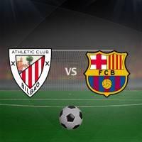 Прогноз и ставка на игру Атлетик – Барселона 05/01/2017