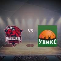 Прогноз и ставка на игру Баскония – УНИКС 05/01/2017