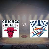 Буллз Чикаго матч Тандер на Оклахома-Сити прогноз