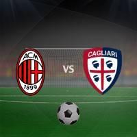 Милан - Кальяри 8 января 2017