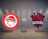 Прогноз и ставка на игру Олимпиакос – Баскония 20/01/2017