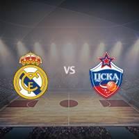 Реал Мадрид - ЦСКА Москва