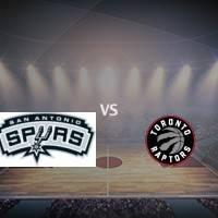 Прогноз и ставка на игру Сан-Антонио Сперс – Торонто Рэпторс 04/01/2017