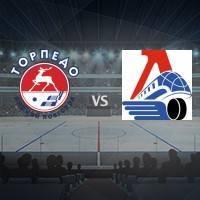 Торпедо - Локомотив 19 января 2017