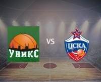 Прогноз и ставка на игру УНИКС — ЦСКА 16/01/2017