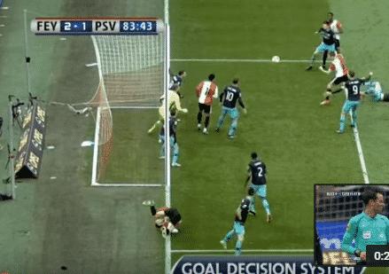 Видеоповтор решил судьбу ключевого матча в чемпионате Нидерландов