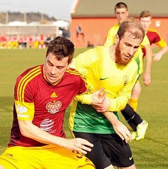 Еще один росскийский клуб подозревают в договорном матче