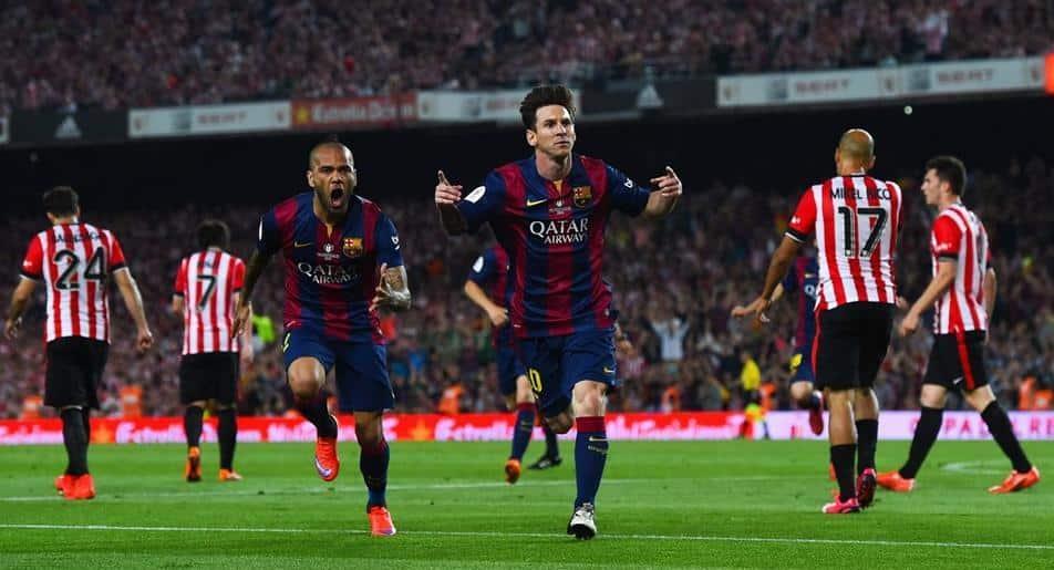 Прогноз Барселона - Атлетик