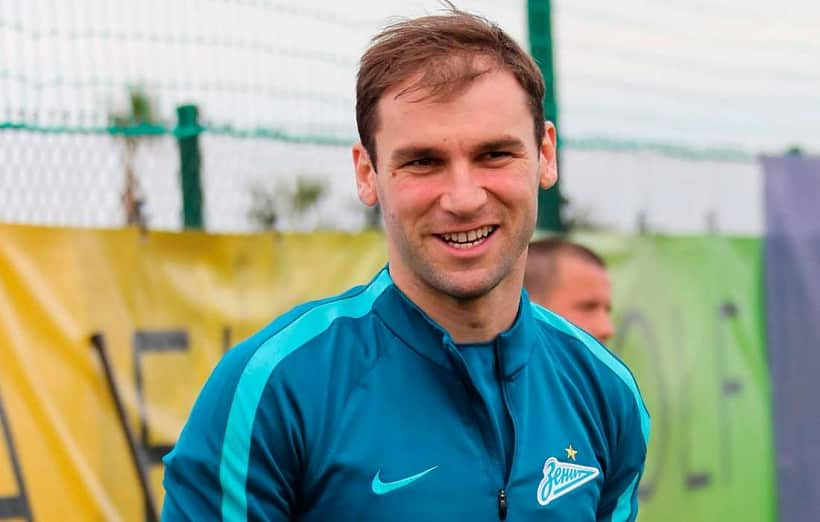Бранислав Иванович перешел в Зенит