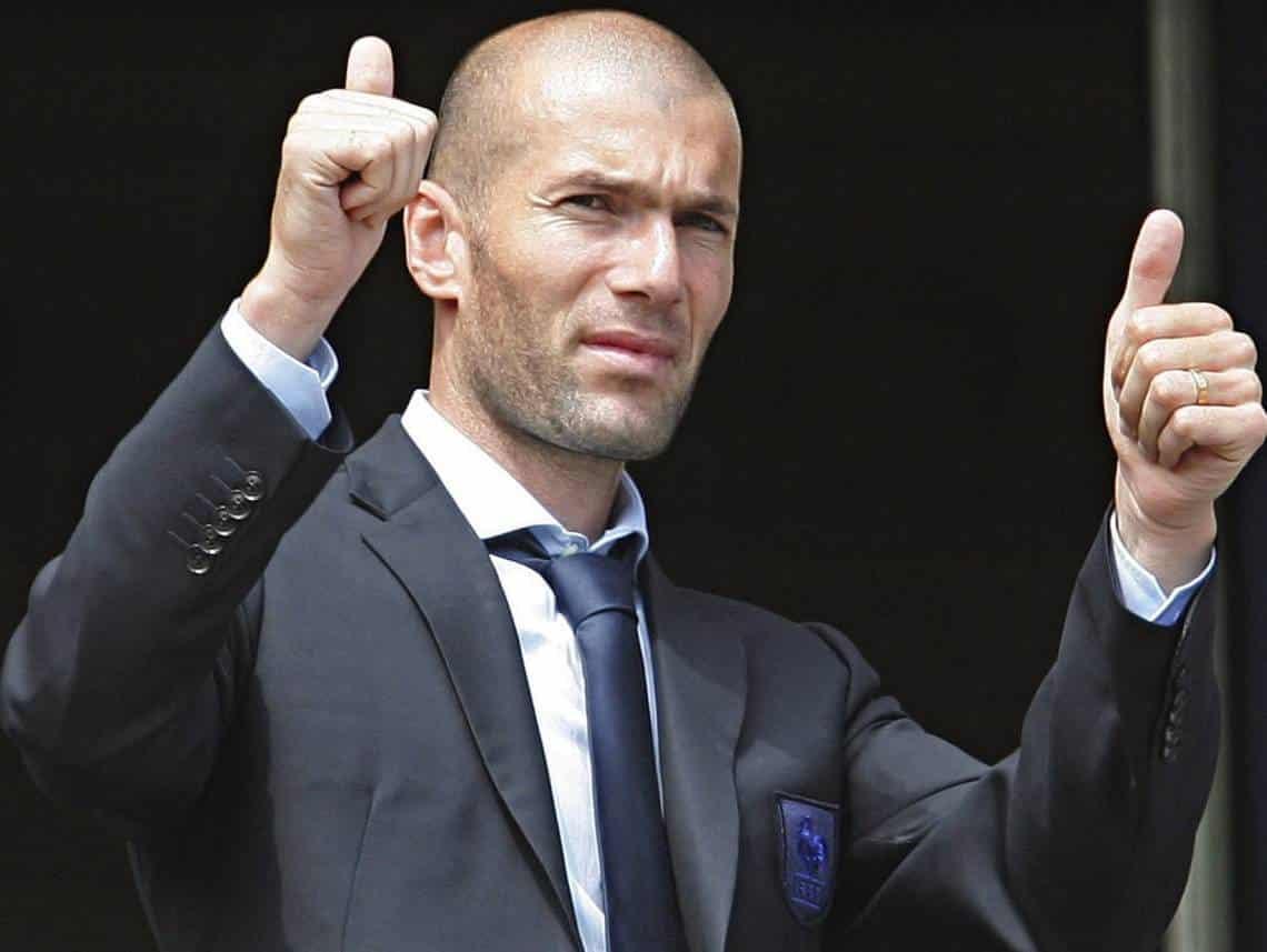 Зинедин Зидан, главный тренер Реала