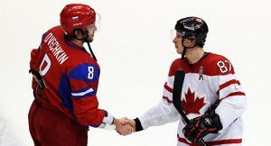 Букмекеры: Россия встретится с Канадой в финале хоккейного...