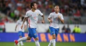 Букмекеры верят, что Россия выйдет из группы на Кубке...