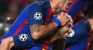 «Барселона» стала главным фаворитом Лиги чемпионов после разгрома «ПСЖ»